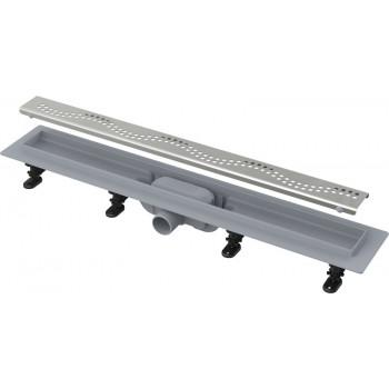 Душевой лоток Alcaplast APZ8 Simple 550 (55 см) с решеткой