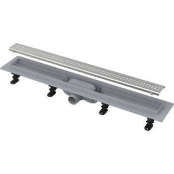 Душевой лоток Alcaplast APZ9 Simple 550 (55 см) с решеткой