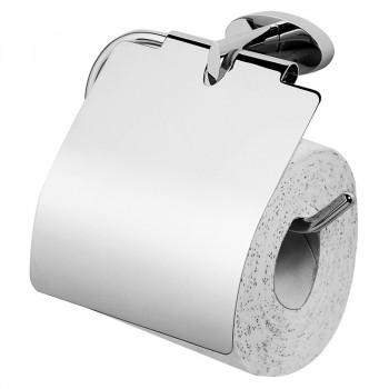 Держатель туалетной бумаги Am.Pm Awe A15341400 с крышкой