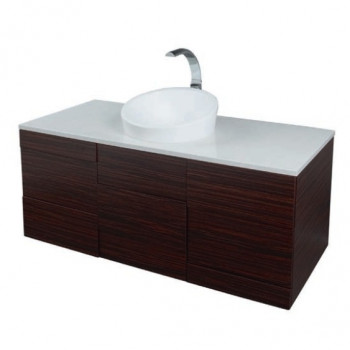 Мебель для ванной Am.Pm Admire M10FHX1205ES эбано ящики с электроприводом 120 см