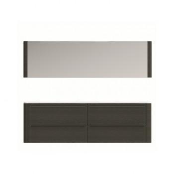 Мебель для ванной Am.Pm Awe M15FHD1502VF венге фактурная 150 см