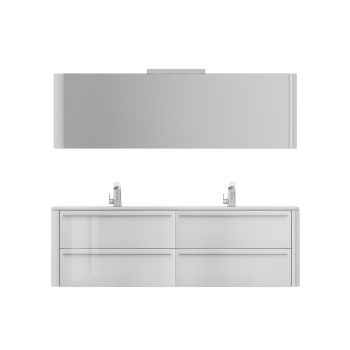 Мебель для ванной Am.Pm Awe M15FHD1502WH королевский белый 150 см
