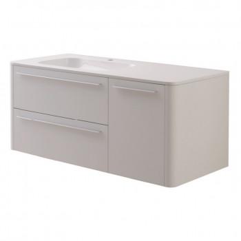 Мебель для ванной Am.Pm Awe M15FHL1153WF белый фактурная 115 см