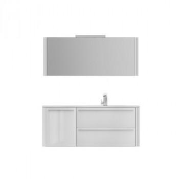 Мебель для ванной Am.Pm Awe M15FHR1153GH королевский серый 115 см