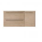 Мебель для ванной Am.Pm Awe M15FHR1253SF северный дуб фактурная 125 см