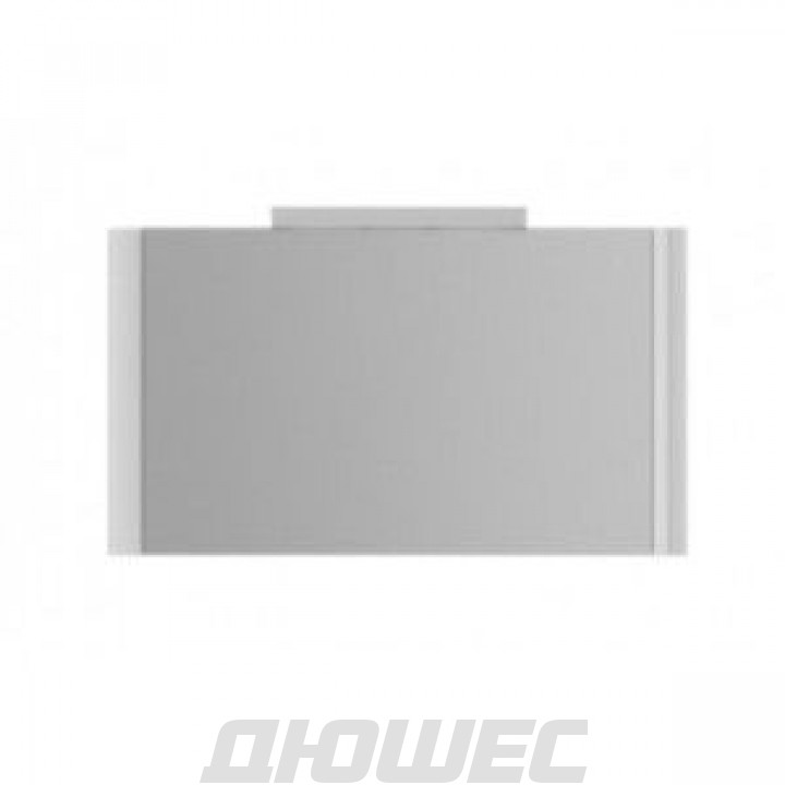 Зеркальный шкаф Am.Pm Awe M15MCX0801GH королевский серый 80 см