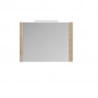 Зеркальный шкаф Am.Pm Awe M15MCX0801SF северный дуб фактурный 80 см