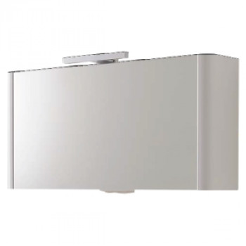 Зеркальный шкаф Am.Pm Awe M15MCX0801WF белый фактурный 80 см