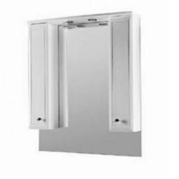 Зеркало Am.Pm Bourgeois M65MPX0851WG64 белый, глянец 85 см