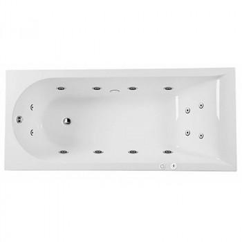 Ванна акриловая Am.Pm Inspire W5AW-170-075W2D64 170х75 с гидромассажем