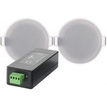 Встраиваемая система акустики для ванной комнаты Artsound Crazy Pack XS с bluetooth