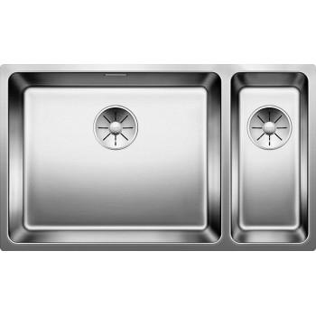 Мойка кухонная  Blanco Andano 522991 металлическая