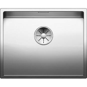 Мойка кухонная Blanco Claron 521577 металлическая