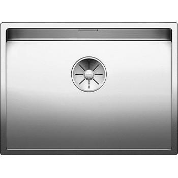Мойка кухонная Blanco Claron 521579 металлическая