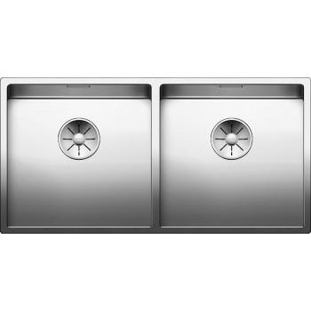 Мойка кухонная Blanco Claron 521618 металлическая