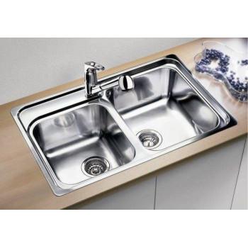 Мойка кухонная Blanco Classic 8 507543 металлическая
