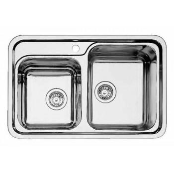 Мойка кухонная Blanco Classic 8-IF 514641 металлическая