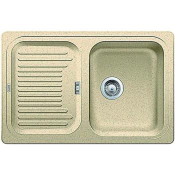 Комплект 521312D2 мойка кухонная Blanco Classic 45S + смеситель Blanco Daras (гранит)