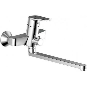 Смеситель для ванны Bravat Line F65299C-1L хром