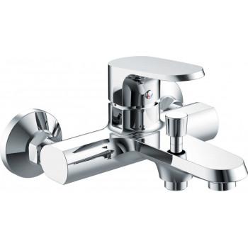 Смеситель для ванны Bravat Pure F6105161C-01 хром