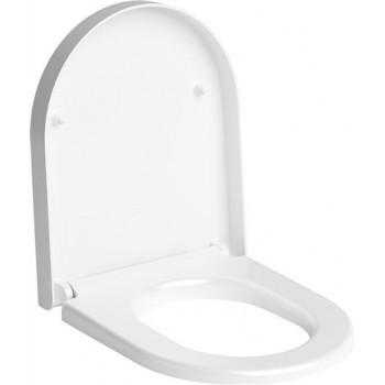 Крышка-сиденье Clou Hammock CL/04.06040 белая