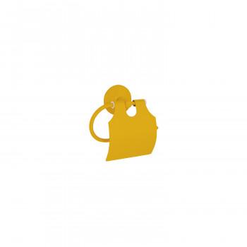 Бумагодержатель Creavit Ducky BR20213Y детский с крышкой