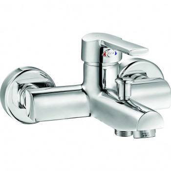 Смеситель для ванны E.C.A. Mix D 102102346