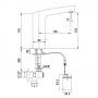 Термостат для раковины E.C.A. Photocell 108108034