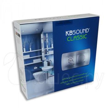 Встраиваемое радио Eissound KBSOUND Classic белый