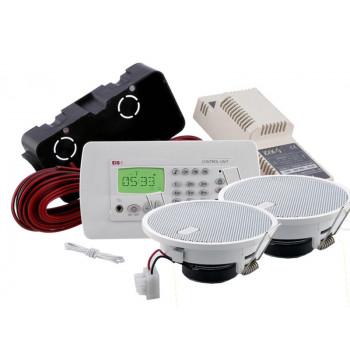 Радио для ванной комнаты Eissound KBSOUND Premium белый