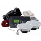 Радио для ванной комнаты Eissound KBSOUND Premium черный