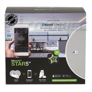 Радио для ванной комнаты Eissound KBSOUND STAR 5 50805