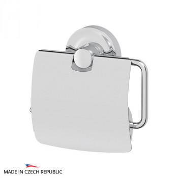 Держатель туалетной бумаги Ellux Elegance ELE 066 с крышкой