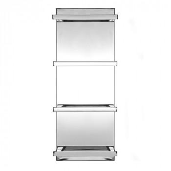 Электрический полотенцесушитель Energy Mirror 1000x400