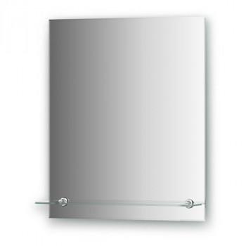 Зеркало Evoform Attractive BY 0503 с фацетом и полочкой 50 см