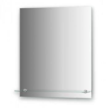 Зеркало Evoform Attractive BY 0505 с фацетом и полочкой 60 см