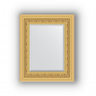 Зеркало Evoform Exclusive BY 1366 с фацетом сусальное золото 45 см