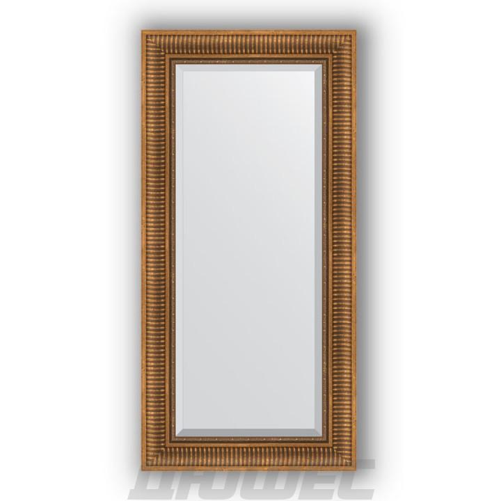 Зеркало Evoform Exclusive BY 3492 с фацетом бронзовый акведук 57 см