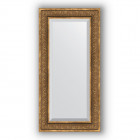 Зеркало Evoform Exclusive BY 3500 с фацетом вензель бронзовый 59 см