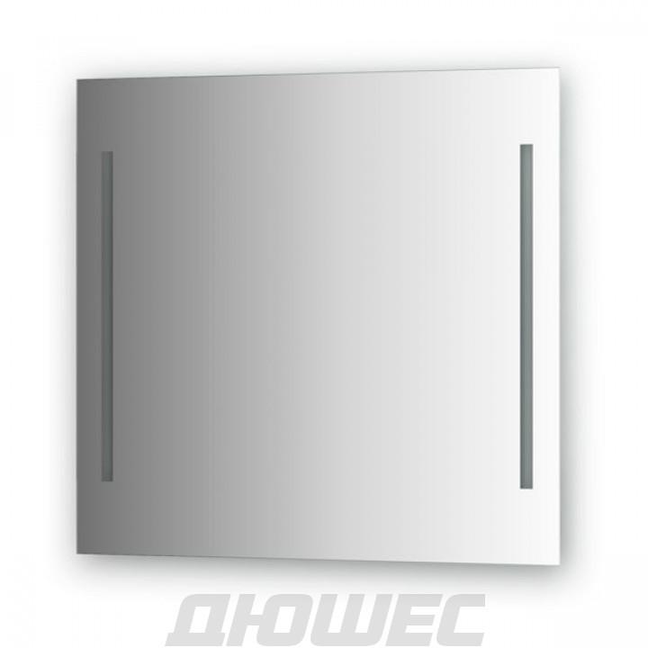 Зеркало Evoform Lumline BY 2017 80 см с 2-мя lum-светильниками
