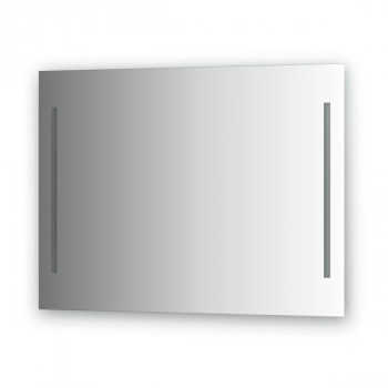 Зеркало Evoform Lumline BY 2019 100 см с 2-мя lum-светильниками