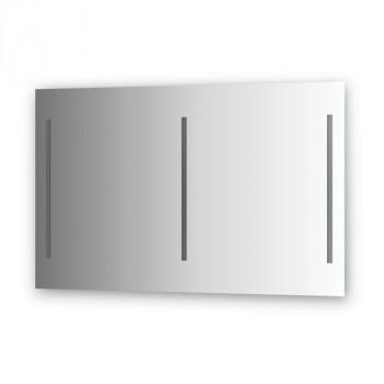 Зеркало Evoform Lumline BY 2021 120 см с 3-мя lum-светильниками