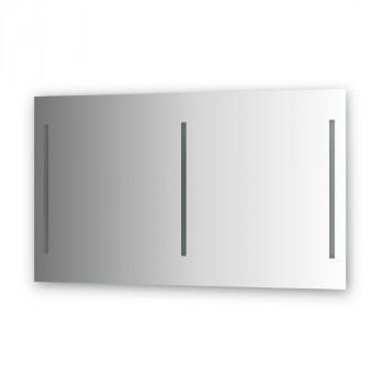 Зеркало Evoform Lumline BY 2022 130 см с 3-мя lum-светильниками