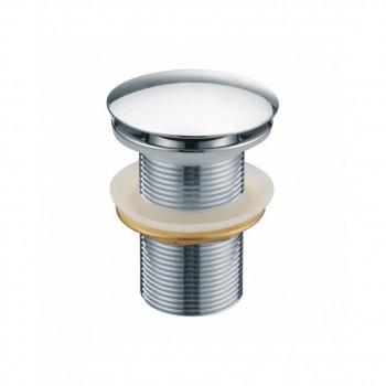 Донный клапан Gid CH100 Хром без перелива