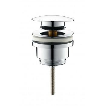 Донный клапан Gid G-36CH универсальный, хром