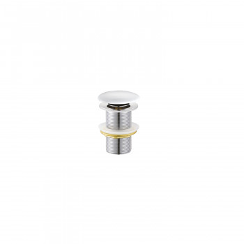 Донный клапан без перелива Creavit SF032-B белый