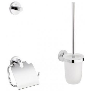 Набор аксессуаров для ванной комнаты Grohe Essentials 40407001