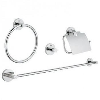 Набор аксессуаров для ванной комнаты Grohe Essentials 40776001