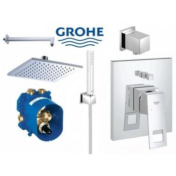 Душевой комплект Grohe Eurocube 23409000
