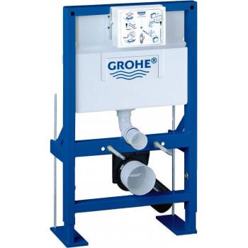 Инсталляция для подвесного унитаза Grohe Rapid SL 38587000